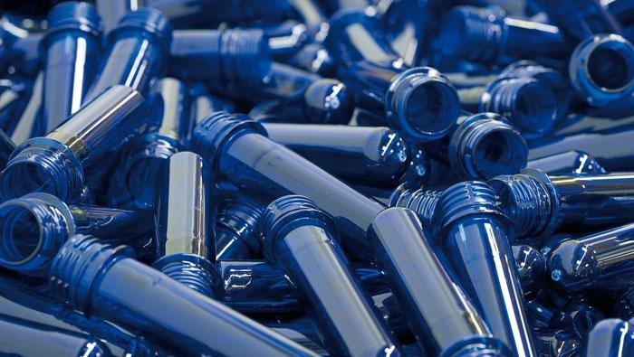 ALPLA PET plastic and Recycling economy