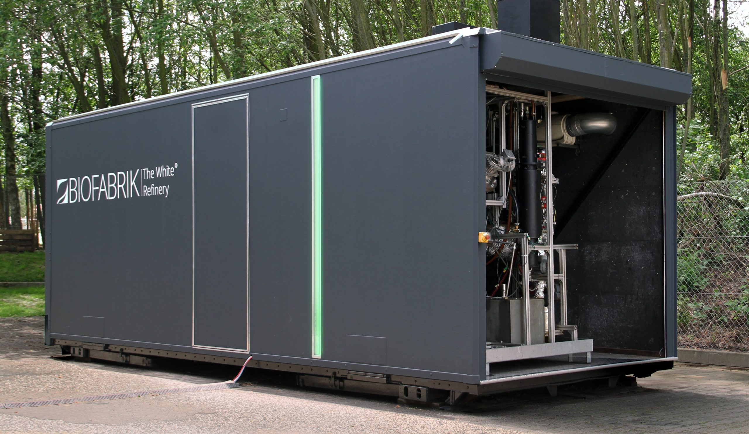 Biofabrik technologies turn plastic to energy
