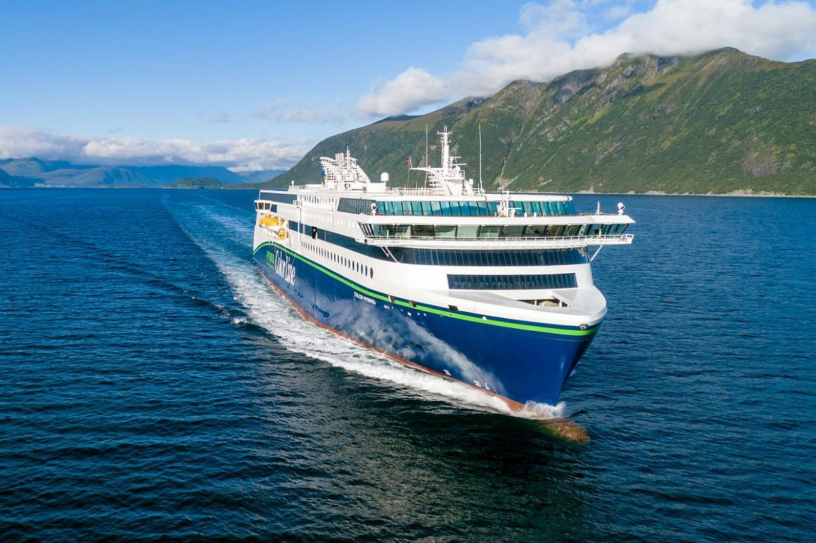 Norway a Green Shipping Pioneer