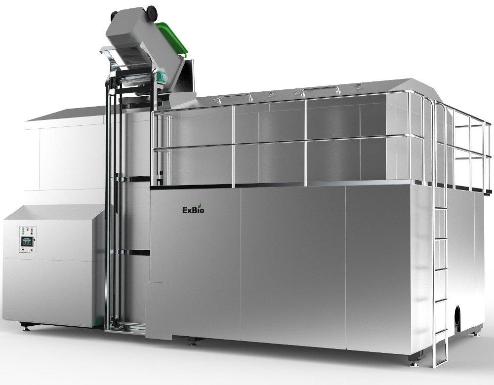 ExBio modern waste management