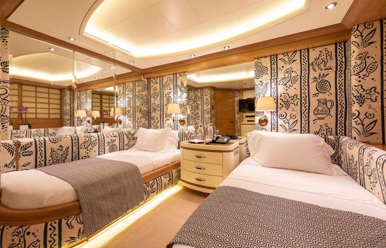 Classy interior in earth tones and elegant aura.