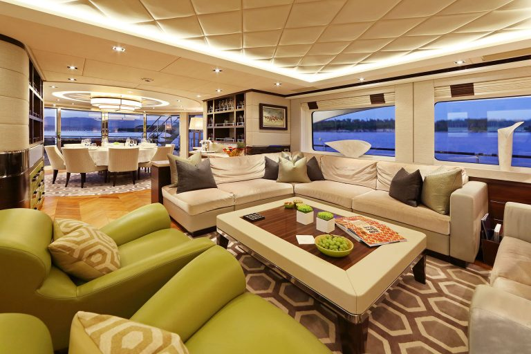 Bannenberg & Rowell fabulous interior.