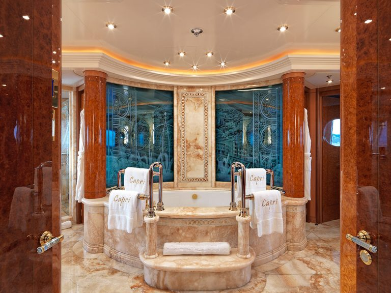 Luxury Interior Features.