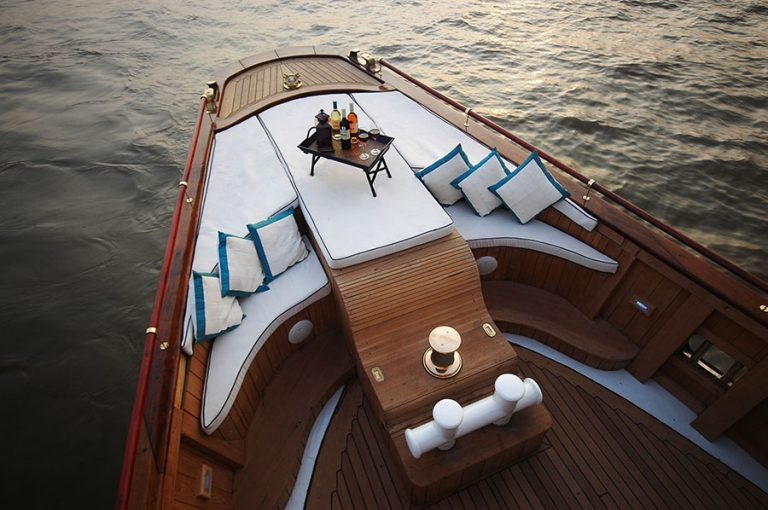 Classic yacht lovers to appreciate deep rooted tale.