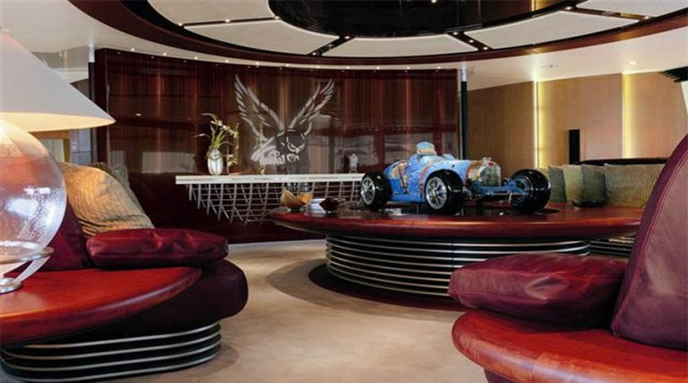 Ken Freivokh spectacular interior.
