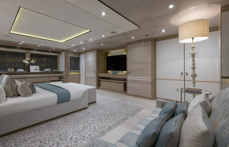 12 guests in 5 Staterooms.