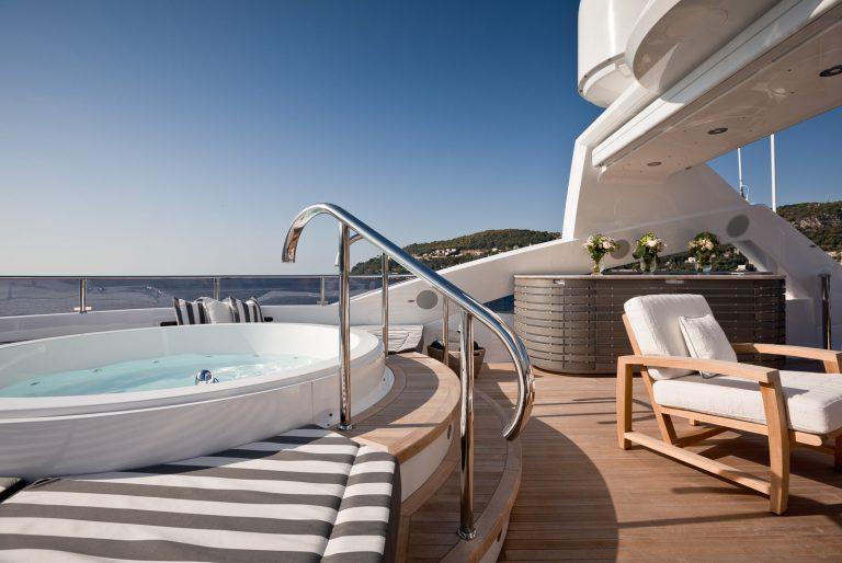 Fabulous Sun Deck Area.