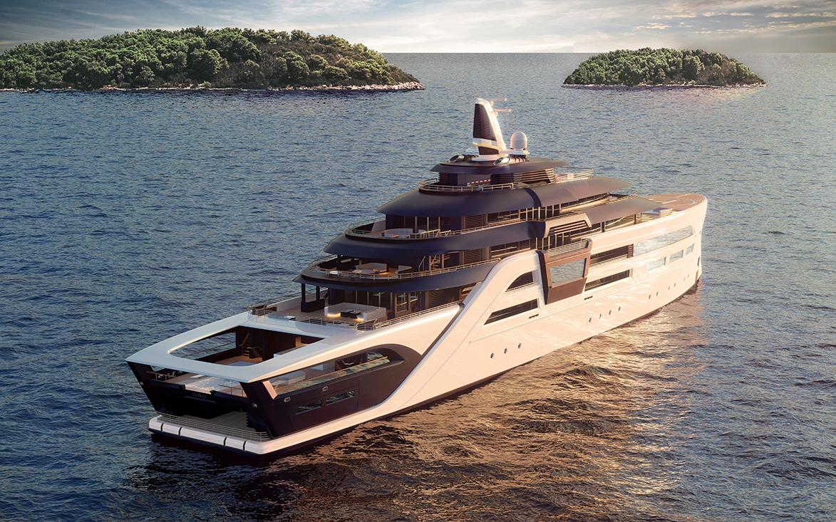 Theodoros Fotiadis Superyacht Trendsetter Designer