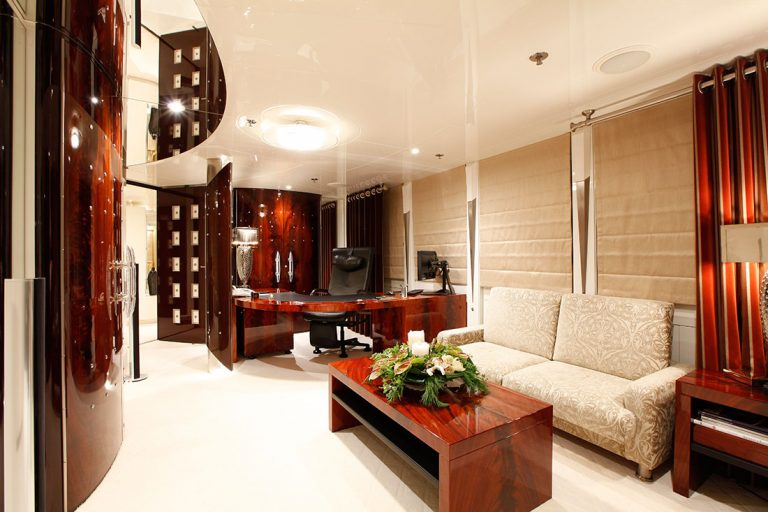Beautiful Study in Master Suite
