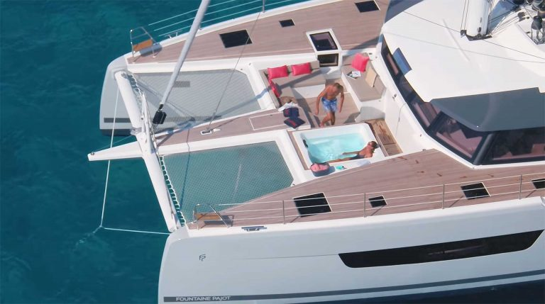 Luxury amenities inside out.